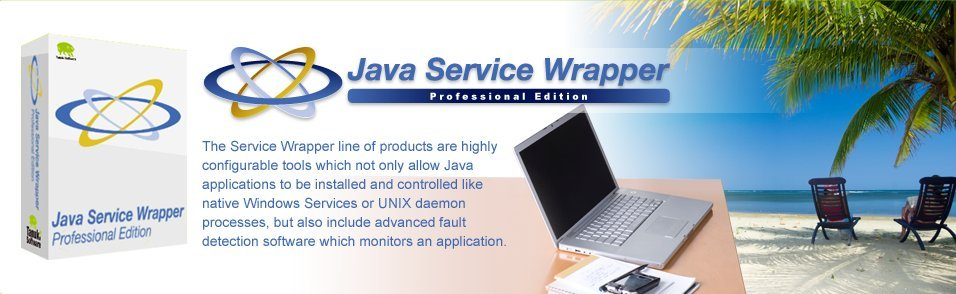 Java Service Wrapper